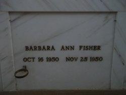 Barbara Ann Fisher