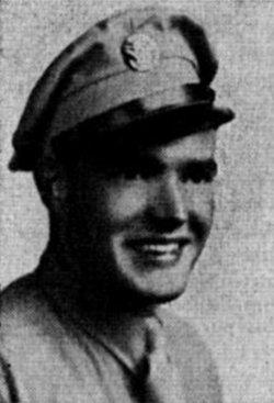 Sgt Harold Devon Rudicel
