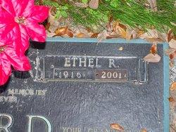 Ethel <i>Rowe</i> Ballard