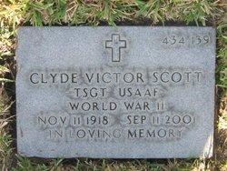 Clyde Victor Scott