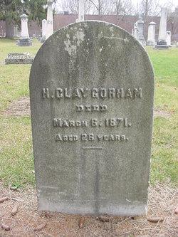 Dr Henry Clay Gorham