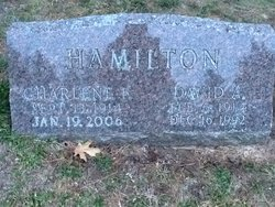 David Alexander Hamilton