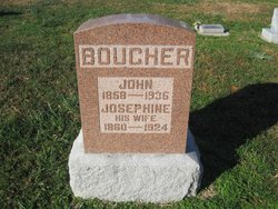 Mrs Josephine <i>Brandon</i> Boucher