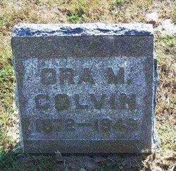 Ora Matlin Colvin