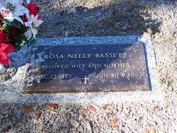 Rosa <i>Neely</i> Bassett