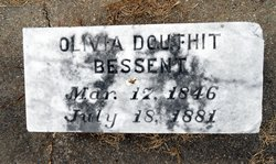 Olivia Gertrude Olive <i>Douthit</i> Bessent