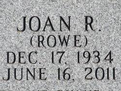 Joan Ruth <i>Rowe</i> Ackerman
