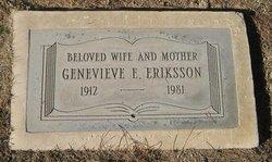 Genevieve E Eriksson