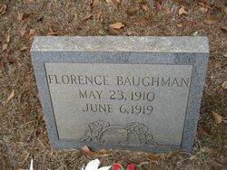 Florence Baughman