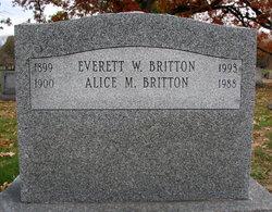 Everett Walter Britton