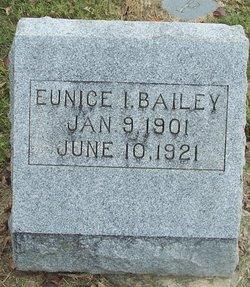 Eunice Idella <i>Harris</i> Bailey
