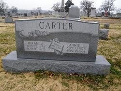 Francis Lee <i>Woolery</i> Carter