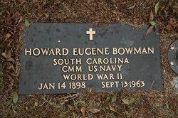 Howard Eugene Bowman