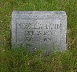 Priscilla Lamb