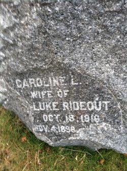 Luke Ainsworth Rideout