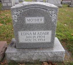 Edna M. <i>Ditzler</i> Adair