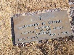 Capt Rodney Harold Dickie Stone
