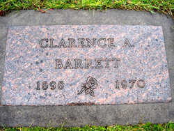 Clarence Adelbert Barrett