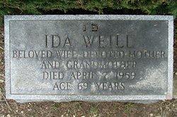 Ida <i>Sive</i> Weill