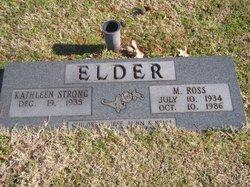 M. Ross Elder