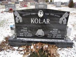 John L. Chuch Kolar