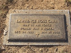 Lawrence Ross Carr