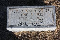 R. P. Armstrong, Jr