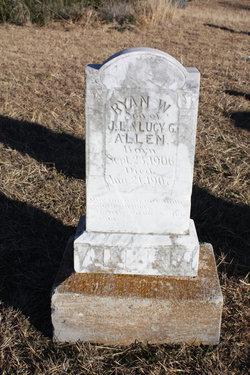 Ryan W. Allen
