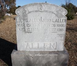 Lucy G. Allen