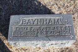 Hilary G. Baynham
