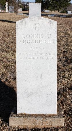 Lonnie J. Argabright