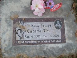 Isaac James Chulo Cisneros