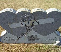 Joseph A Allen