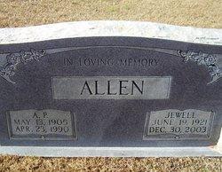 A P Allen