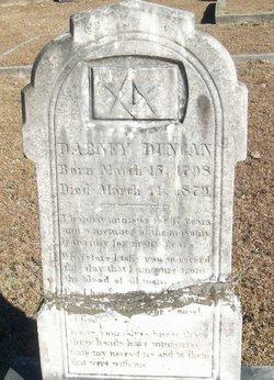 Dabney Duncan