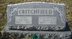 Ellen H Critchfield