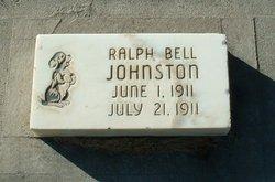 Ralph Bell Johnston