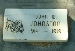 John William Johnny Johnston