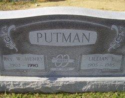 Rev Henry Putman