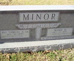 Mamie M Minor