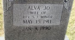Alva Jo Minor