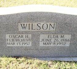 Oscar H Wilson
