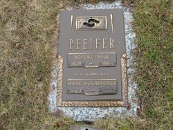 Mary <i>Woodworth</i> Pfeifer