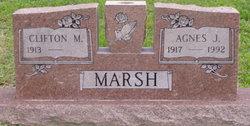 Agnes Josephine <i>Walsh</i> Marsh