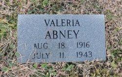 Valeria Abney