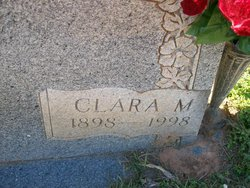 Clara <i>Miller</i> Booth