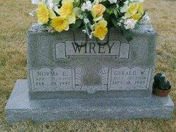 Norma Ernestine <i>Grubb</i> Wirey