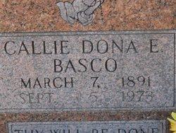 Callie Dona <i>Edwards</i> Basco