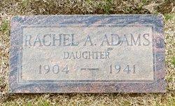 Rachel A. Adams