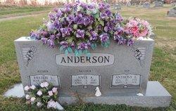 Anthony Lane Anderson